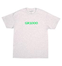 GX1000 GX1000 Og Logo Tee Ash/Green