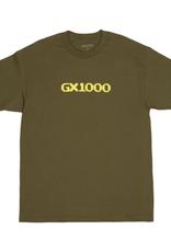 GX1000 GX1000 Og Logo Tee Military Green