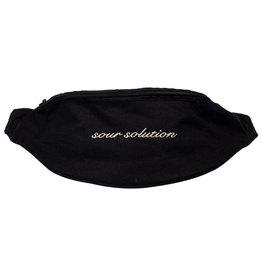 SOUR SOLUTION Rave Bag Black