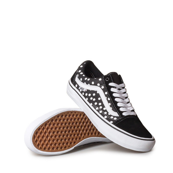 Vans Shoes Old Skool Pro x Baker Dollin Black/White