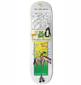 Frog Skateboards Dustin Henry Guest Model 8.5