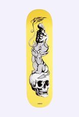 Quasi Skateboards Hot Baby 8.5 Yellow