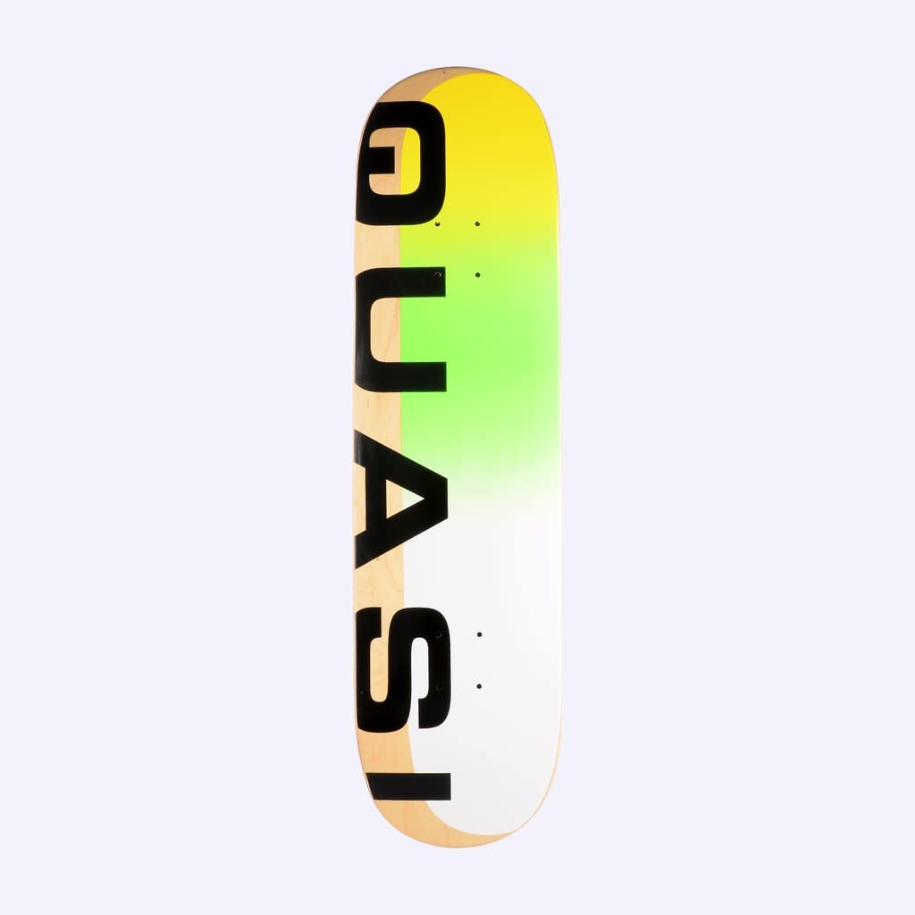 Quasi Skateboards Phade 8.5 Natural