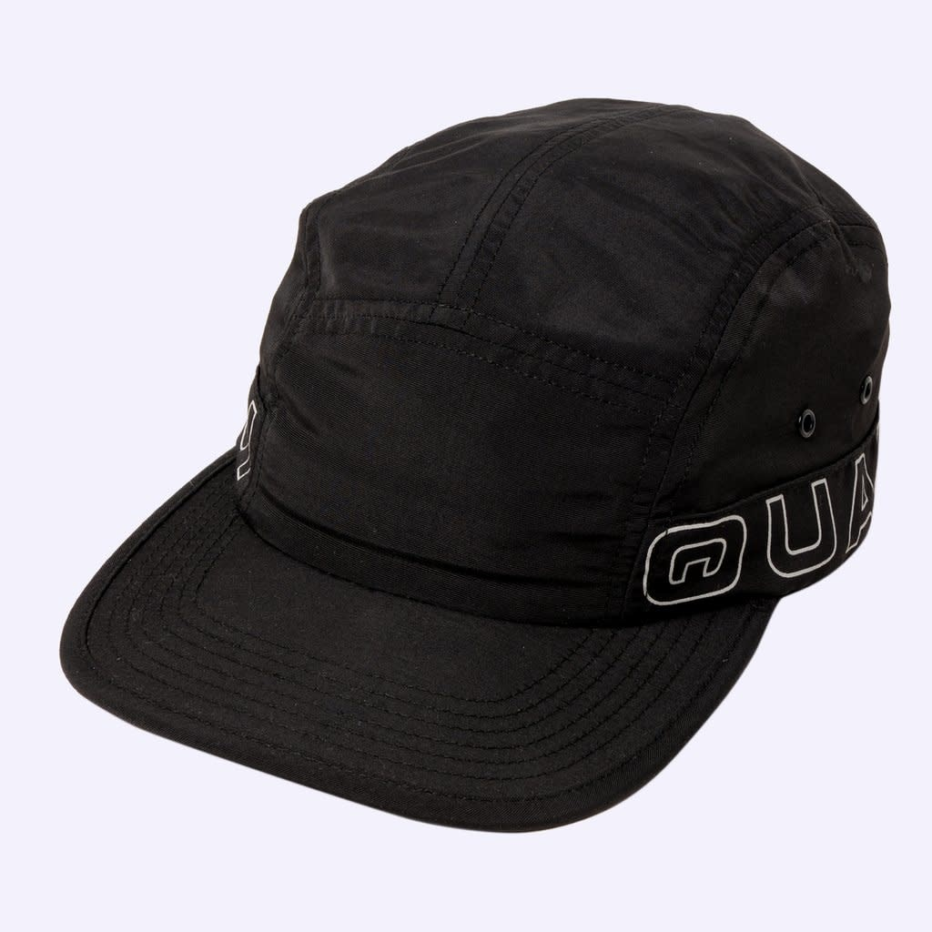 Quasi Skateboards 500 Camp Cap Black