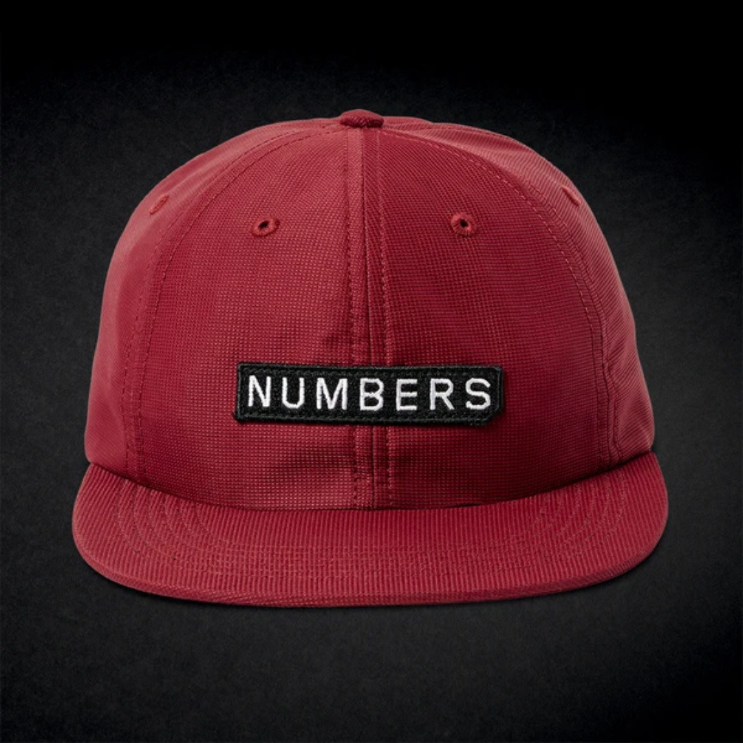 Numbers Edition Mitered Box 6 Panel Port