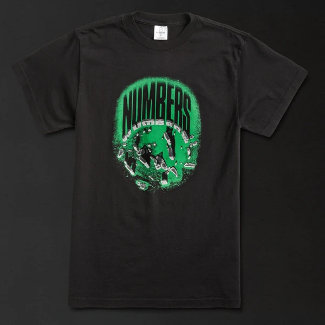 Numbers Edition Stonehenge Black