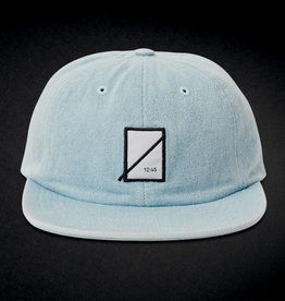 Numbers Edition Edition Symbol 6-Panel Denim