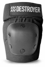 Destroyer R Series Elbow Pads Black