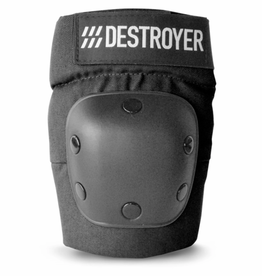 Destroyer R Series Elbow Pads Black