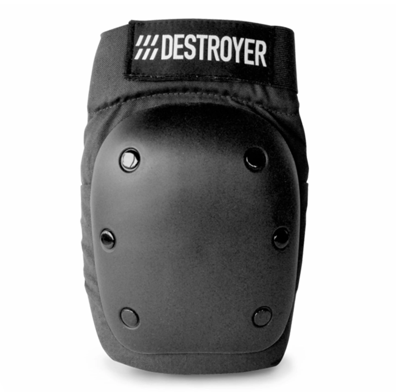 Destroyer R Series Knee Pads Black