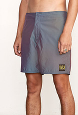 RVCA Hazed Elastic Short Multi Color