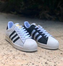 Adidas Superstar White/Black/Gold