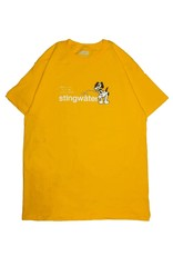 Stingwater Please Don't Pee On Me Gold Tee