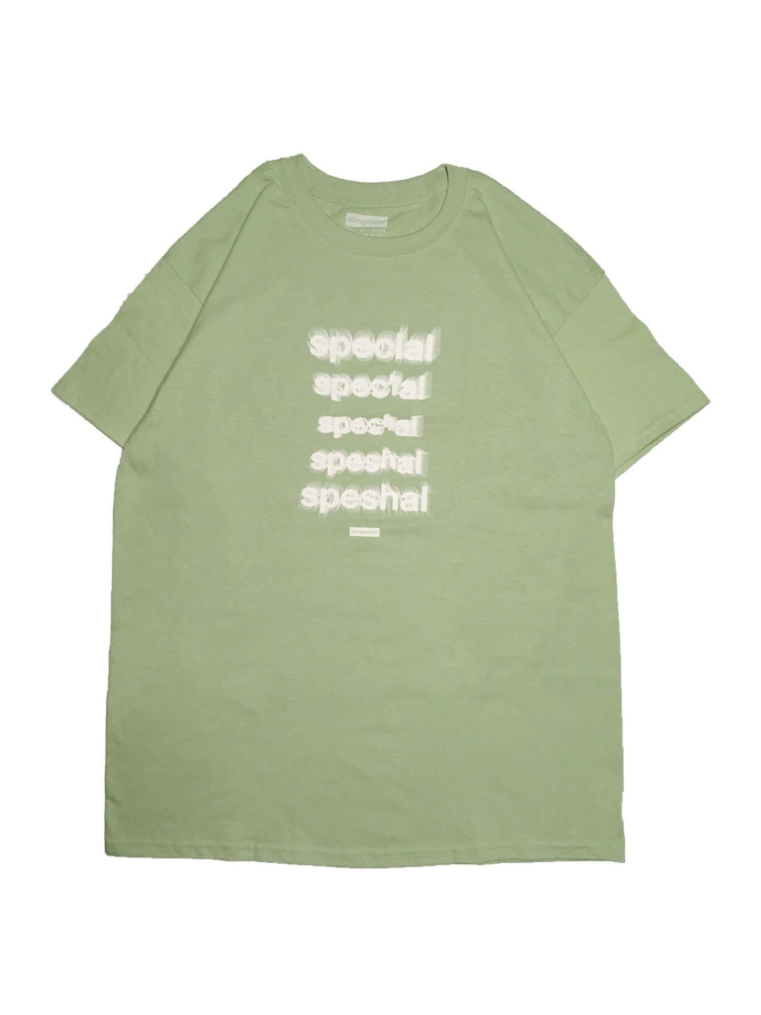 Stingwater Speshal Lime Tee