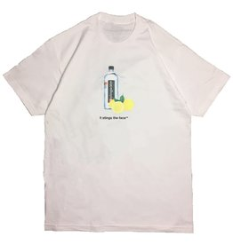 Stingwater Lemon Sting White Tee