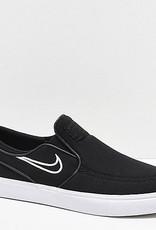 Nike USA, Inc. Stefan Janoski Slip Black/Light Bone