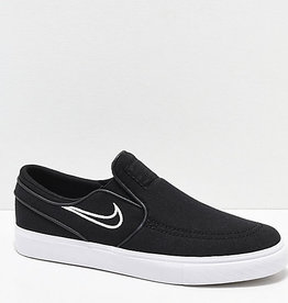 Nike USA, Inc. Stefan Janoski Slip Black/Light Bone
