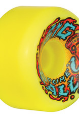 Santa Cruz Skateboards Slime Balls Big Balls Yellow 65mm