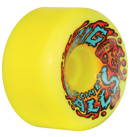 Santa Cruz Skateboards Slime Balls Big Balls Yellow 65mm