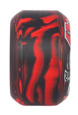 OJ Wheels Bloodsuckers Red/Black Swirl 56mm 97a