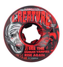 OJ Wheels Bloodsuckers Red/Black Swirl 54mm 97a