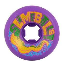 OJ Wheels Slime Balls Slarve Vomit Mini Purple 58mm 97a