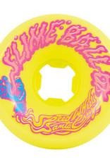 OJ Wheels Slime Balls Vomits Safety Yellow  60mm 97a