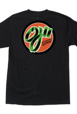 OJ Wheels OJ Speedwheels Pocket Tee Black
