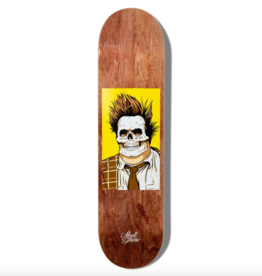 Girl Skateboard Company McCrank Skull of Fame 8.375""