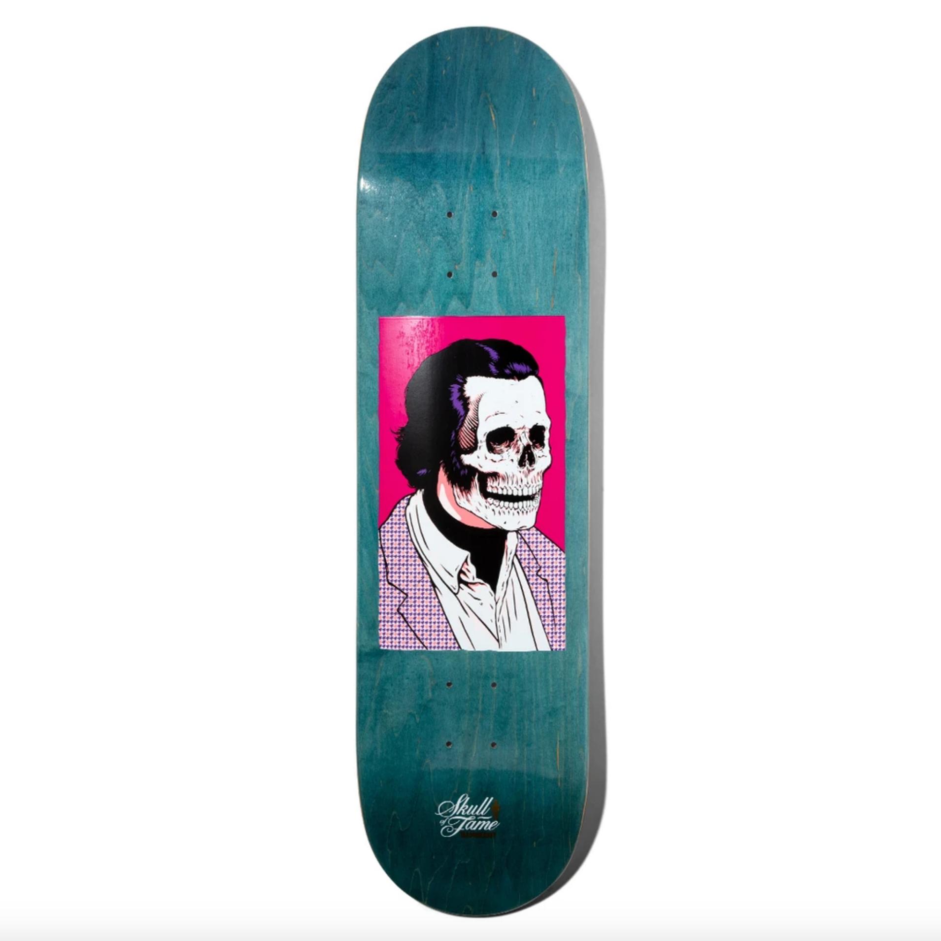 """Girl Skateboard Company Bannerot Skull of Fame 8.25"""""""