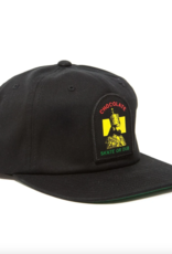 Chocolate Skateboards Skate or Dub Hat Black