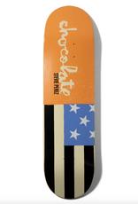 "Chocolate Skateboards Perez Giant Flags 7.875"""