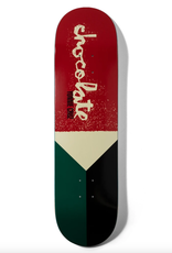 Chocolate Skateboards Cruz Giant Flags 8.125""