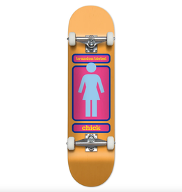 """Girl Skateboard Company 93 Til Biebel Complete 7.5"""""""
