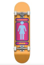 """Girl Skateboard Company 93 Til Biebel Complete 7.625"""""""