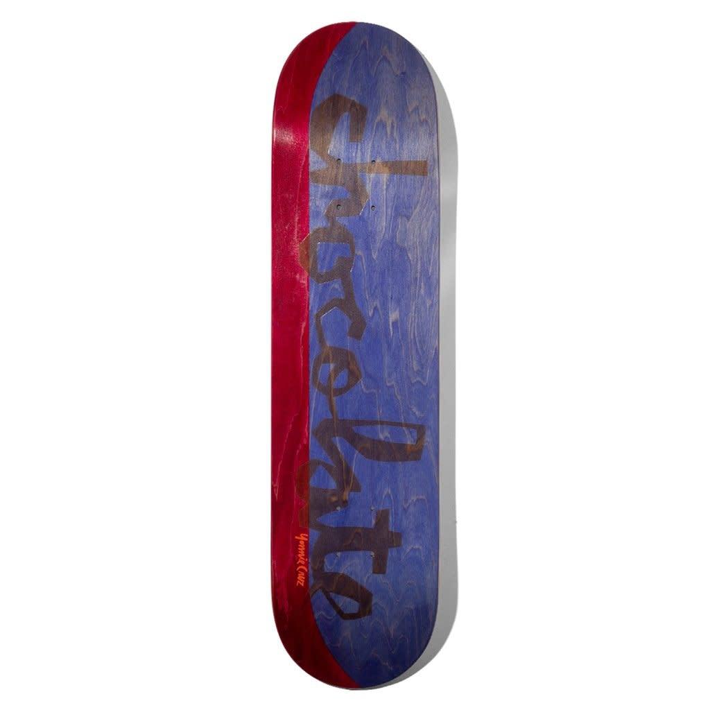 "Chocolate Skateboards Cruz Original Chunk 8.125"""