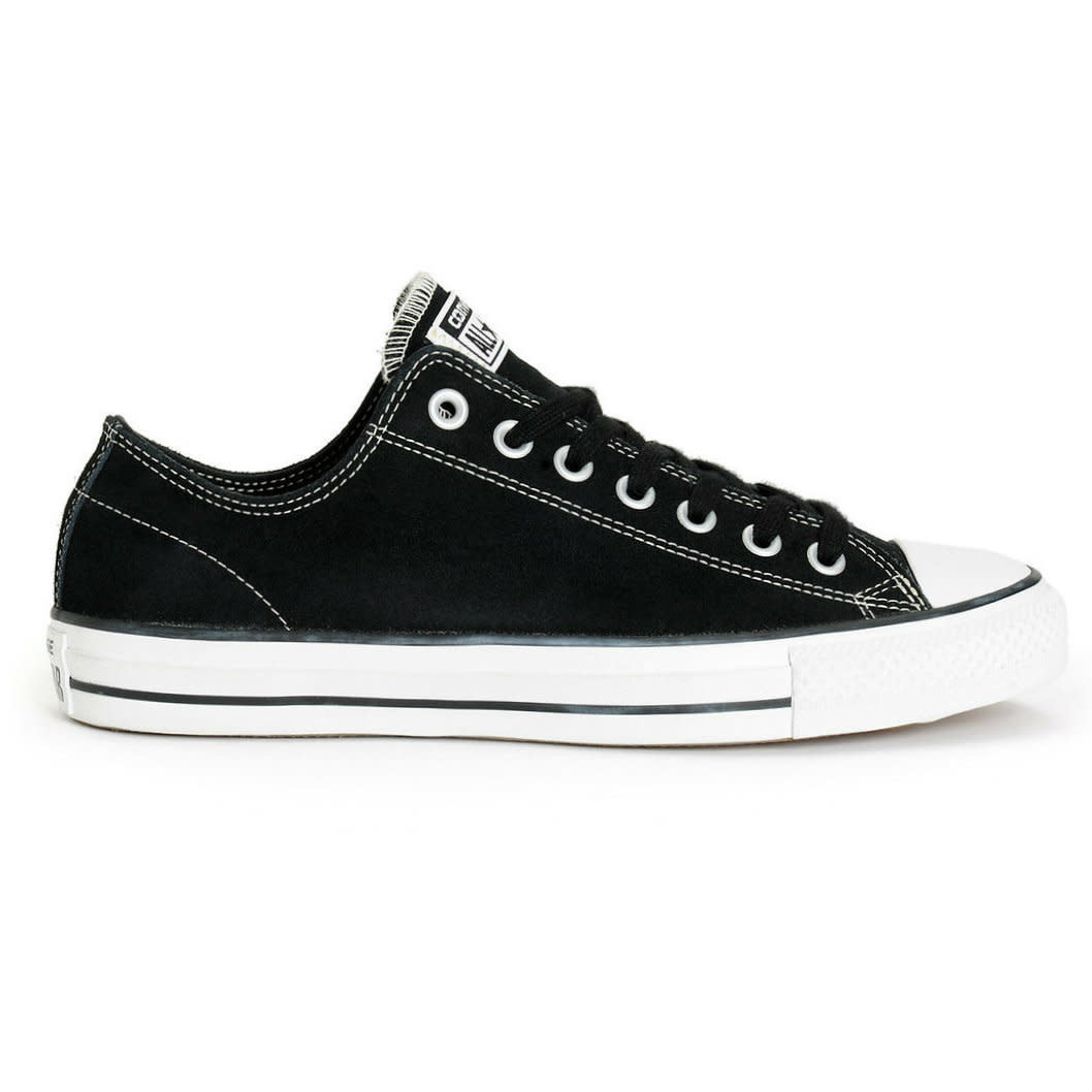 Converse USA Inc. CTAS Pro Ox Zoom Black/White Suede