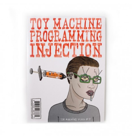 Toy Machine Program Injection DVD