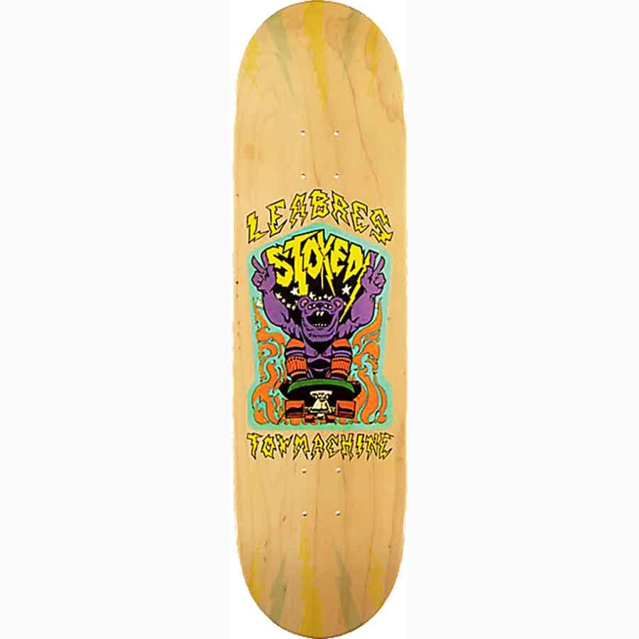 """Toy Machine Leabres Stoked 8.38"""""""