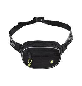 Bum Bag Hi Viz Mini Mega Hip Pack Black