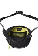 Bum Bag Hi Viz Mini Mega Hip Pack Black