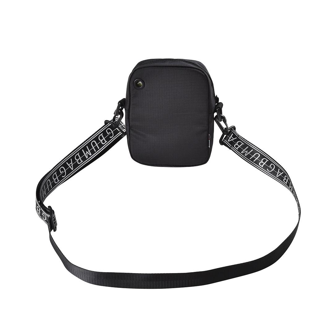 Bum Bag Hi Viz Compact Shoulder Bag Black