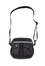 Bum Bag Hi Viz Utility Shoulder Bag Black