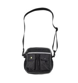 Bum Bag Hi Viz Utility Shoulder Bag Black