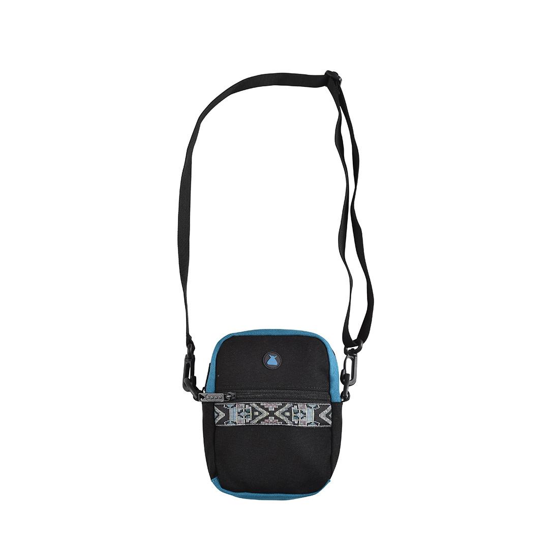 Bum Bag Oaker Compact Shoulder Bag Black