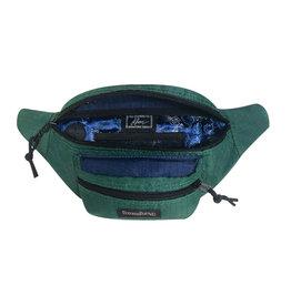 Bum Bag Louie Lopez Vintage Hip Pack Forest Green/Navy