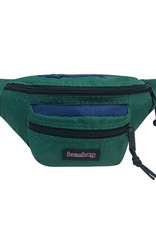 Bum Bag Louie Lopez Vintage Hip Pack Forest Green/Navy