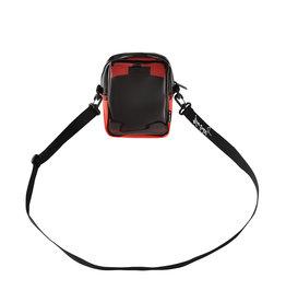 Bum Bag Kevin Bradley Compact Shoulder Bag Red