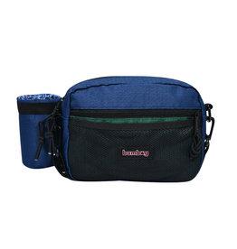 Bum Bag Louie Lopez Compact XL Shoulder Bag w/ Bottle Holder