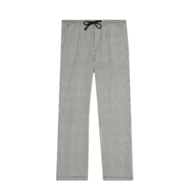 HUF Easy Pant Houndstooth White